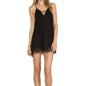 Free People Wicked Spell Tunic Dress.